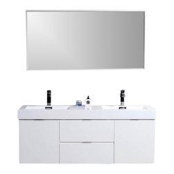 Shop Modern Bathroom Vanities on Houzz