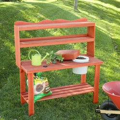 Online shopping for furniture decor and home improvement - Garden bench ideas complete piece heaven ...