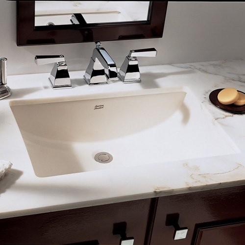 American Standard Studio 0614000 Undermount Bathroom Sink ...