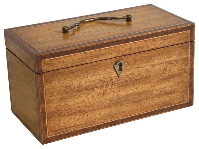 mira decorative wood box - Traditional - Storage Bins And Boxes - by Ethan Allen