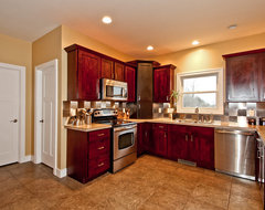 what color should i paint my kitchen with dark cabinets 1 like bookmark september 17 2012 at 12 00pm 28243
