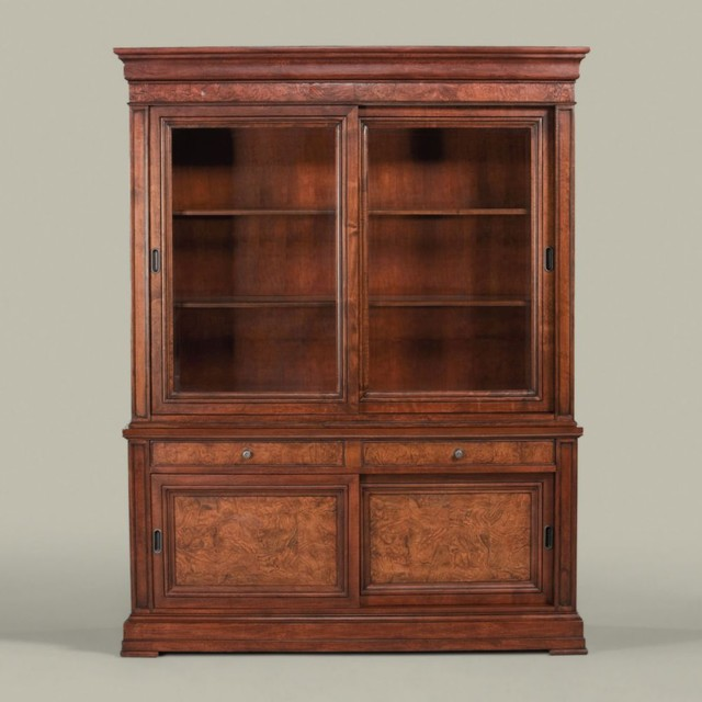 townhouse china cabinet and buffet - Traditional - Buffets And Sideboards - by Ethan Allen
