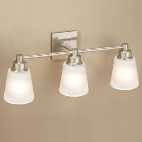 Double Vanity Bathroom Lights : Mode Bath Bar - Contemporary - Bathroom Vanity Lighting - by Lumens