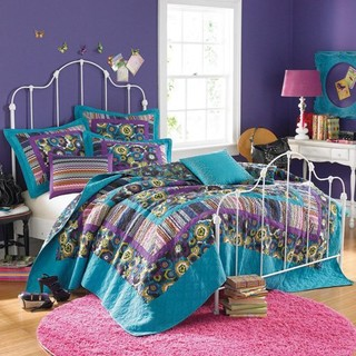 turquoise and purple bedding images pictures becuo