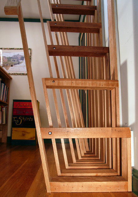 1000 Images About Home Loft Ladder On Pinterest