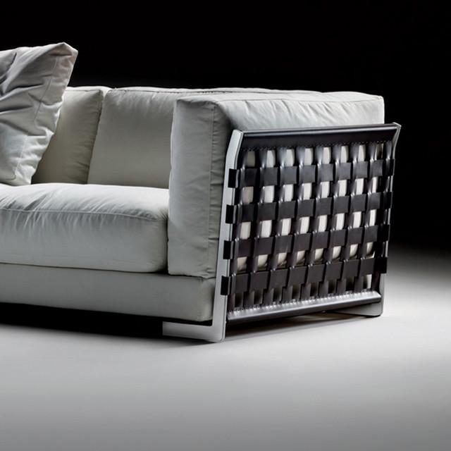 Flexform cestone chaise longue modern indoor chaise for Chaise longue flexform