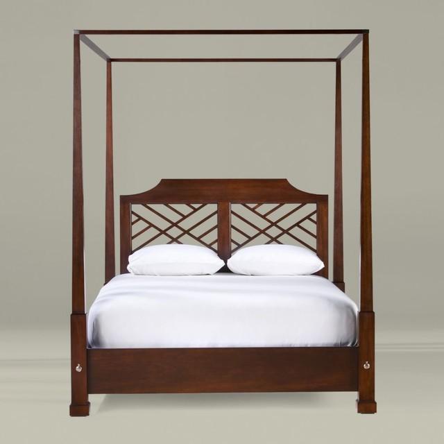 Ethan Allen Canopy Bed Dresser Modern House Interior Design