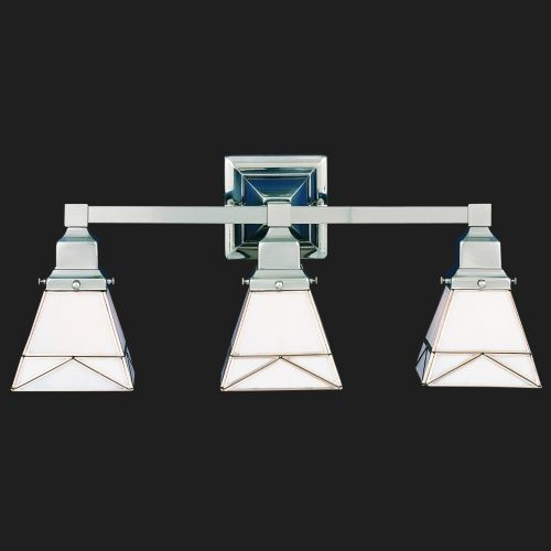 Art Glass Vanity Light : Art Glass Bath Bar - Modern - Bathroom Vanity Lighting - by Lumens